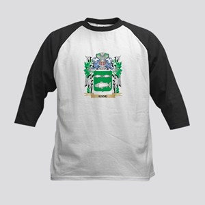 Kane Coat of Arms - Family Crest Baseball Jersey