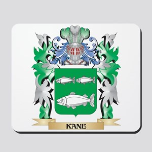 Kane Coat of Arms - Family Crest Mousepad