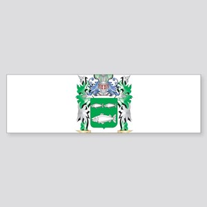 Kane Coat of Arms - Family Crest Bumper Sticker