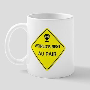 Au Pair  Mug