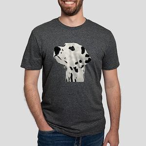 Pes Dalmatian art T-Shirt