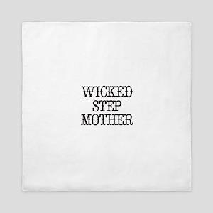 Wicked Step Mother Queen Duvet