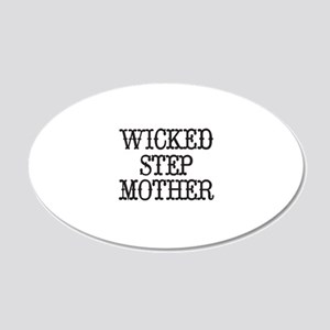 Wicked Step Mother Wall Decal
