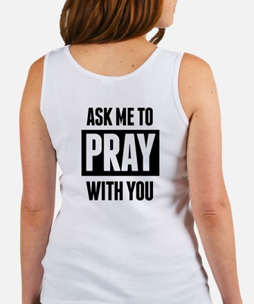 Need Prayer Tank Top