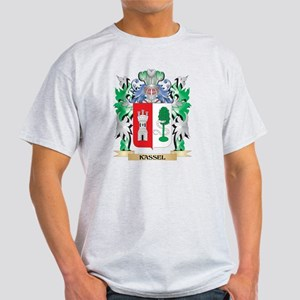 Kassel Coat of Arms - Family Crest T-Shirt