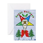 OES Holiday Greeting Card