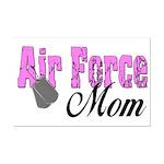Air Force Mom  Mini Poster Print