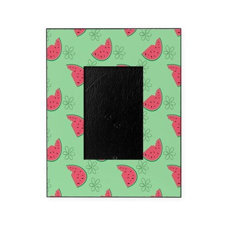 Watermelon Flowers Picture Frame
