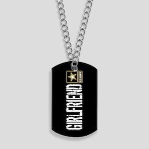 U.S. Army: Girlfriend (Black) Dog Tags