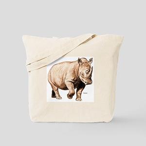 Rhino Rhinoceros Tote Bag