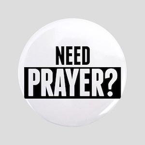 Need Prayer Button