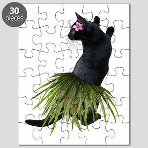 Hula Cat Puzzle