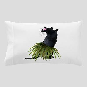 Hula Cat Pillow Case
