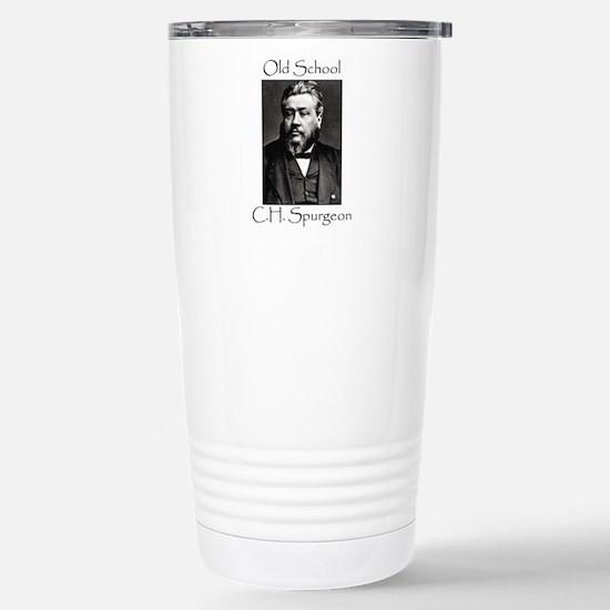 Spurgeon Old School Coffee Mugs