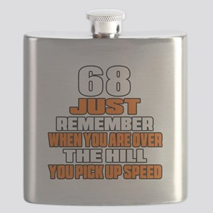 68 Just Remember Birthday Designs Flask