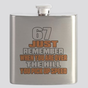67 Just Remember Birthday Designs Flask