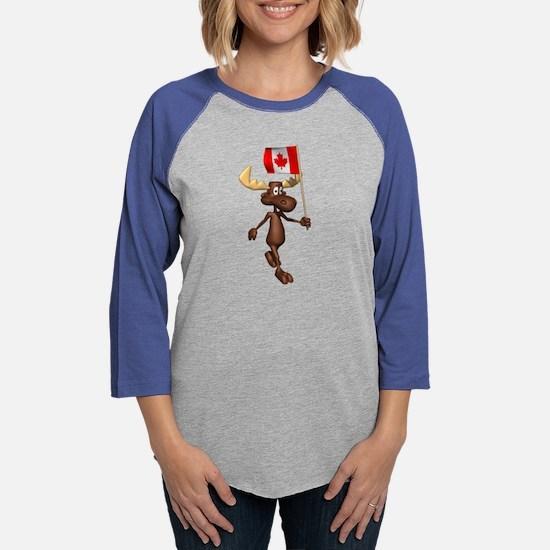 Cool Moose Long Sleeve T-Shirt