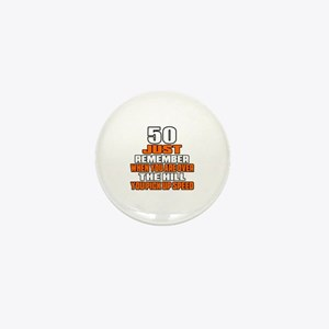 50 Just Remember Birthday Designs Mini Button