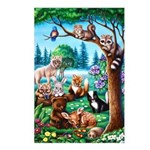Forest Friends Postcards (Package of 8)