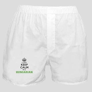Hungarian I cant keeep calm Boxer Shorts