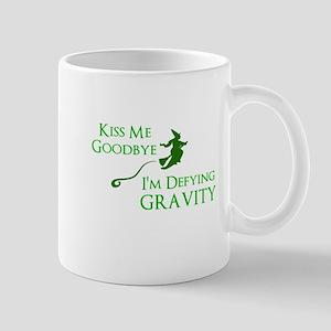 Defy Gravity Mugs