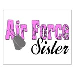 Air Force Sister Small Poster