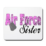 Air Force Sister Mousepad