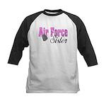 Air Force Sister Kids Baseball Jersey