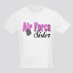 Air Force Sister Kids Light T-Shirt