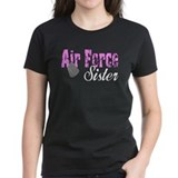 Air force sister Women's Dark T-Shirt