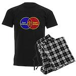 We Can Dance Men's Dark Pajamas