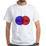 We Can Dance White T-Shirt