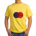 We Can Dance Yellow T-Shirt