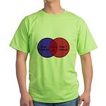 We Can Dance Green T-Shirt