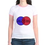 We Can Dance Jr. Ringer T-Shirt