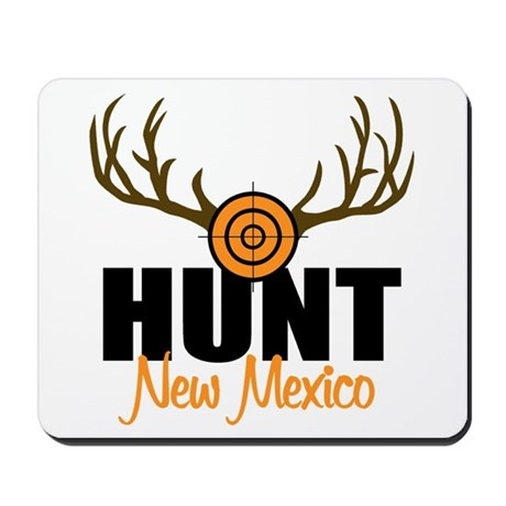 Hunt New Mexico Mousepad