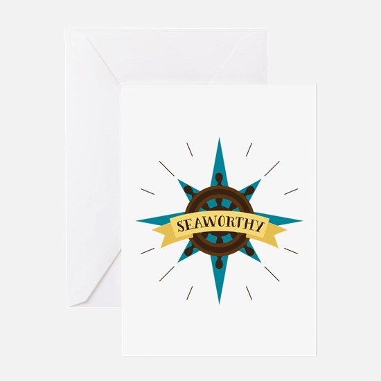 Seaworthy Greeting Cards