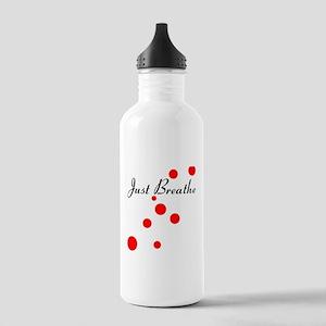 Just Breathe Water Bottle