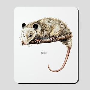 Opossum Possum Mousepad