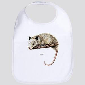 Opossum Possum Bib