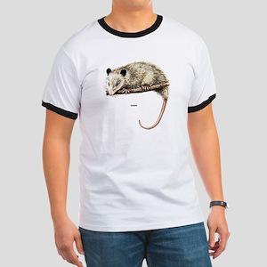 Opossum Possum (Front) Ringer T