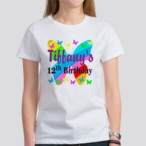 PERSONALIZED 12TH Women's T-Shirt