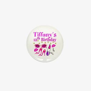 PERSONALIZED 12TH Mini Button