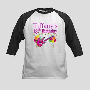 PERSONALIZED 13TH Kids Baseball Jersey