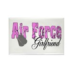 Air Force Girlfriend Rectangle Magnet (100 pack)