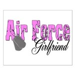 Air Force Girlfriend Small Poster