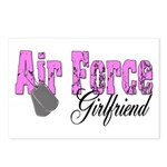 Air Force Girlfriend Postcards (Package of 8)