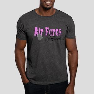 Air Force Girlfriend Dark T-Shirt