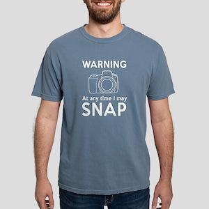 Warning may snap photographer T-Shirt