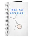 TIME FOR AEROBICS! Journal